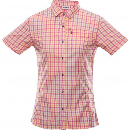 Dámská košile ALPINE PRO Lurina 4 růžová