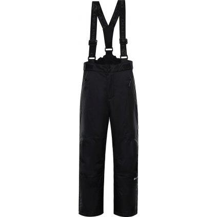 Dětské lyžařské kalhoty ALPINE PRO Aniko 3 černé