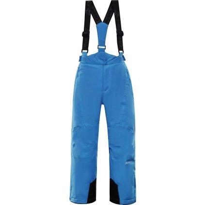 Dětské lyžařské kalhoty ALPINE PRO Aniko 4 modré