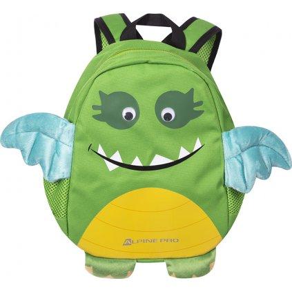 Dětský batoh  ALPINE PRO Cole zelený