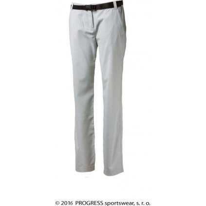 Dámské bambusové kalhoty PROGRESS Pausa krémová