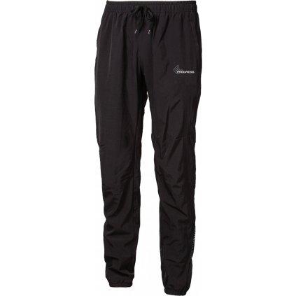 Pánské lehké běžecké kalhoty PROGRESS Kamelot černá