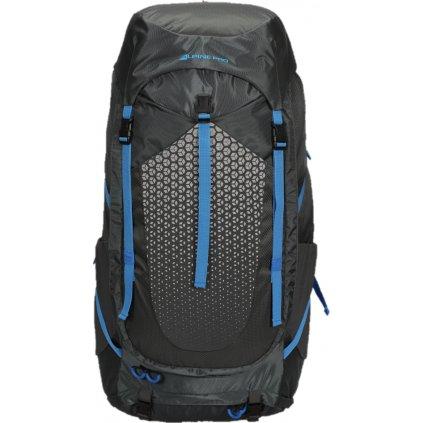 Outdoorový batoh 65L ALPINE PRO Ardene šedý