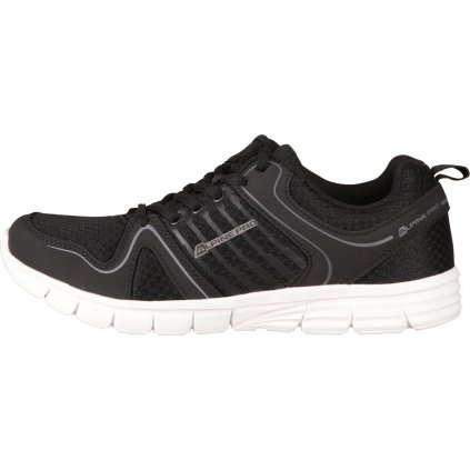Pánská sportovní obuv ALPINE PRO Kagan černá