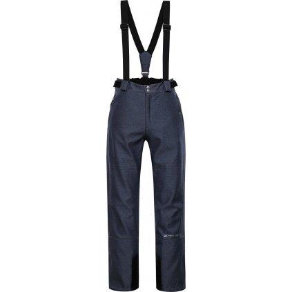 Pánské lyžařské kalhoty ALPINE PRO Nex 4 modré