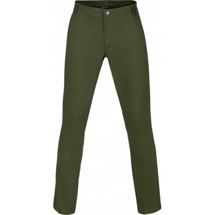 Pánské kalhoty ALPINE PRO Hild zelené