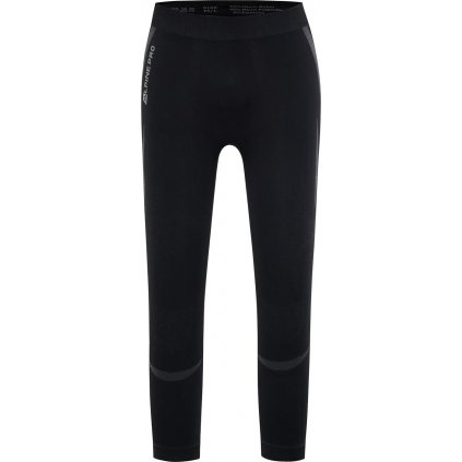 Pánské termo kalhoty ALPINE PRO Pineios 2 černé