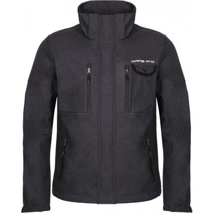 Pánská bunda ALPINE PRO Arin černá