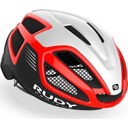 Cyklistická helma RUDY Spectrum červená