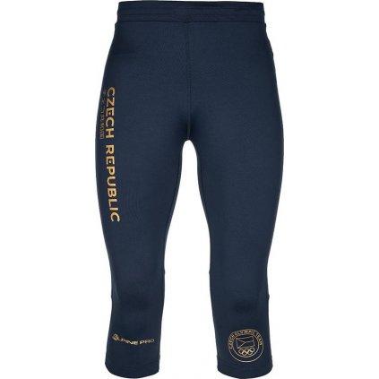Pánské kalhoty ALPINE PRO Kadan modré
