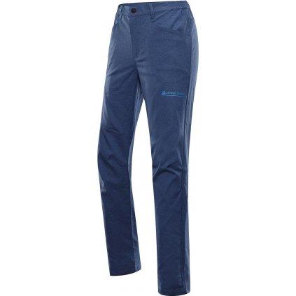 Pánské softshellové kalhoty ALPINE PRO Timer modré