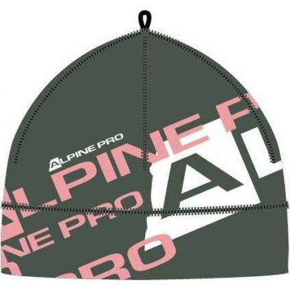 Sportovní rychleschnoucí čepice ALPINE PRO Marog šedá