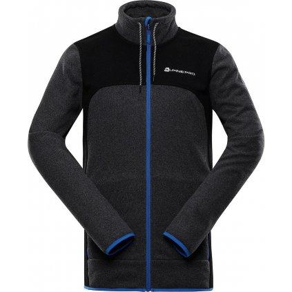 Pánský svetr ALPINE PRO Supratherm Aris šedý