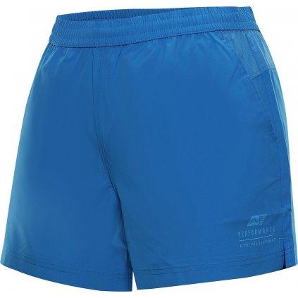 Pánské outdoorové kraťasy ALPINE PRO Hinat 4 modré
