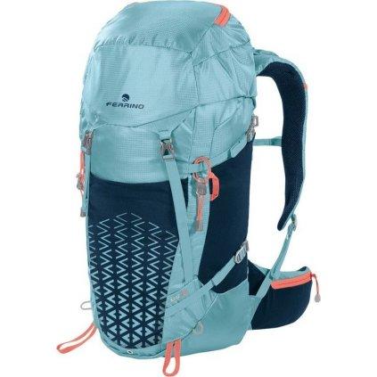 Dámský turistický batoh FERRINO Agile 33 Lady modrá