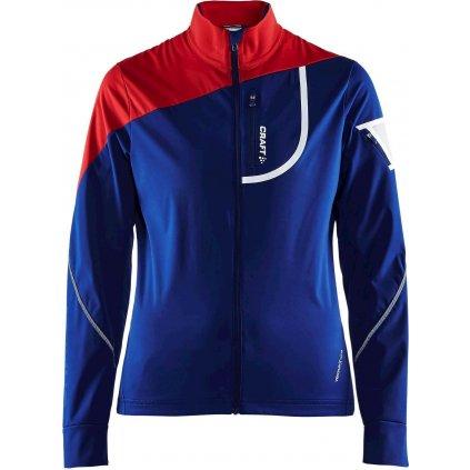 Dámská bunda CRAFT Pace tmavě modrá