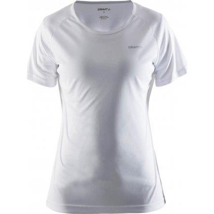 Dámské funkční tričko CRAFT Prime bílá