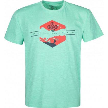 Pánské tričko KILPI Ferne-m tyrkysová