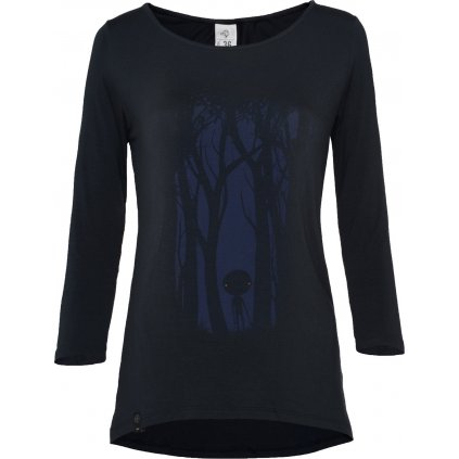 Dámské tričko Hostis Anthracite