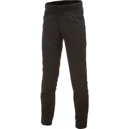 Dětské sportovní kalhoty CRAFT Warm Tights Junior černá