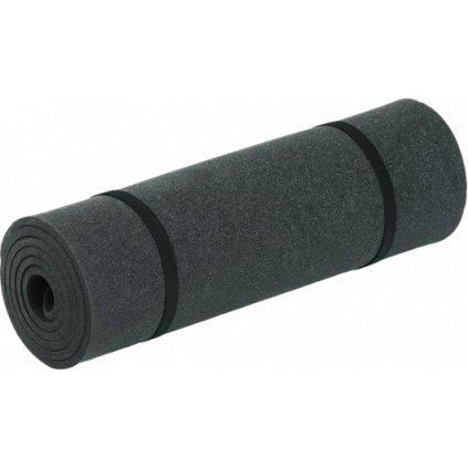 Pěnová karimatka YATE Eva Comfort 1,4 černá + gumičky