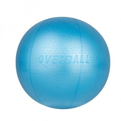 Gymnastický míč OVERBALL 23 cm modrá