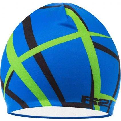 Sportovní funkční čepice R2 Rede modrá