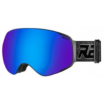 Lyžařské brýle RELAX Slope černé