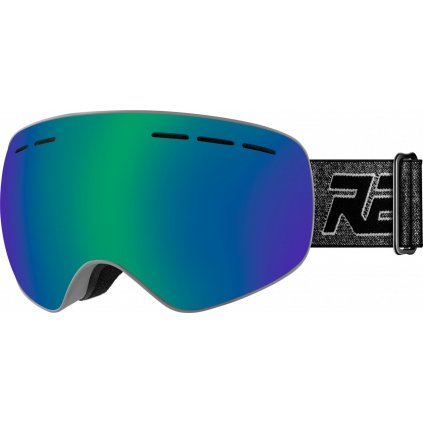 Lyžařské brýle RELAX Dare šedé