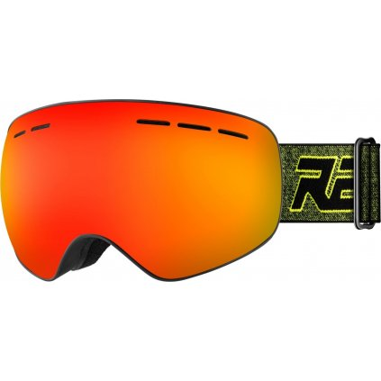 Lyžařské brýle RELAX Dare černé