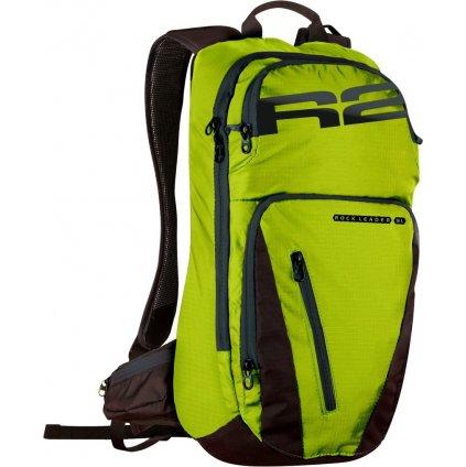 Sportovní batoh R2 Rock Rider žlutý