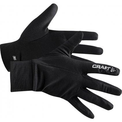 Unisex rukavice CRAFT Thermal černá