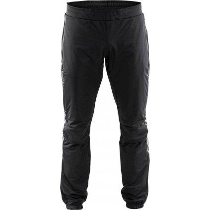 Pánské zateplené sportovní kalhoty CRAFT Intensity černá