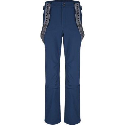 Pánské softshellové kalhoty LOAP Lemar modré