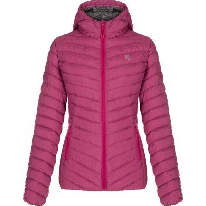 Dámská zimní bunda LOAP Irinna růžová
