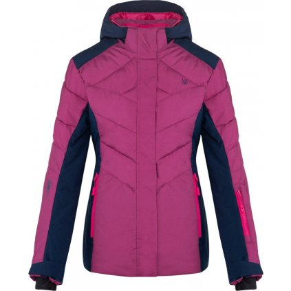 Dámská lyžařská bunda LOAP Othela růžová