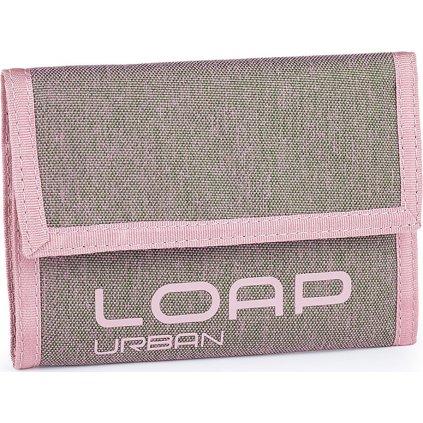 Dámská sportovní peněženka LOAP Tamp růžová