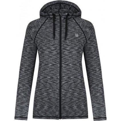 Dámský sportovní svetr LOAP Margit černý