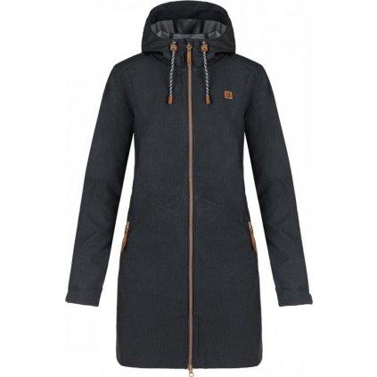Dámský softshellový kabát LOAP Lacika černý