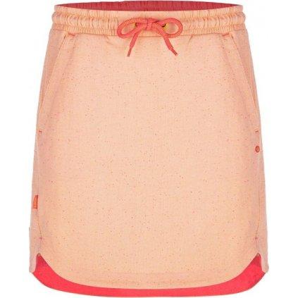 Dámská sportovní sukně LOAP Edel růžová