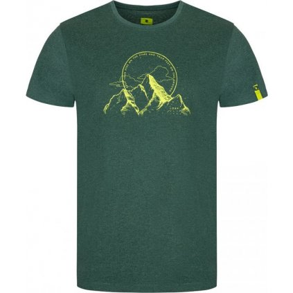 Pánské triko LOAP Bogar zelené