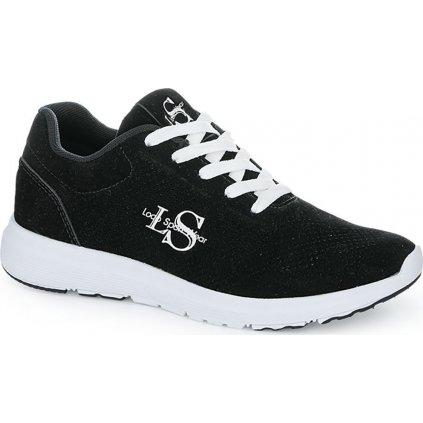 Dámská volnočasová obuv LOAP Riseta černá