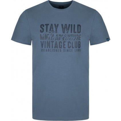 Pánské triko LOAP Alder modré