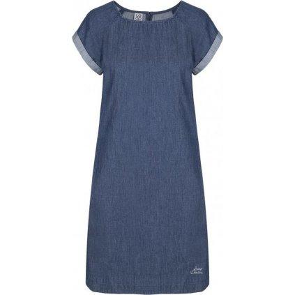 Dámské sportovní šaty LOAP Nevena modré