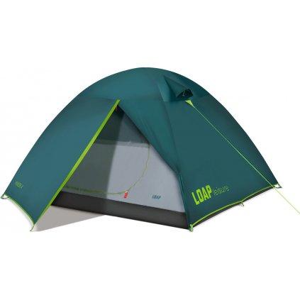 Stan pro 4 osoby LOAP Hiker 4 zelená