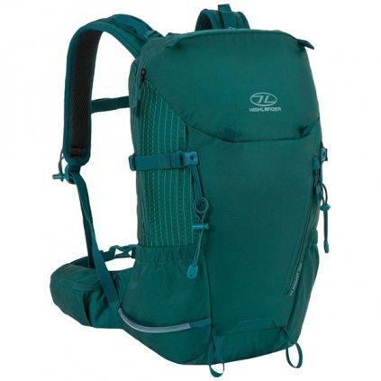 Turistický batoh HIGHLANDER Summit 25 l zelený