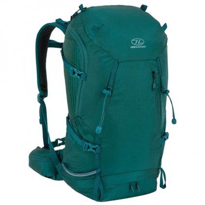 Turistický batoh HIGHLANDER Summit 40 l zelený