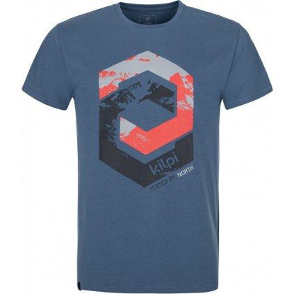 Pánské tričko KILPI Hatler-m modrá
