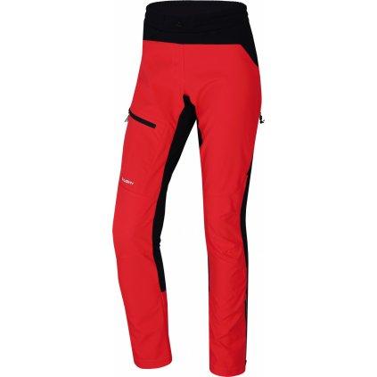 Dámské sportovní kalhoty HUSKY Kix L neonově růžová