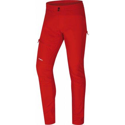 Dámské sportovní kalhoty HUSKY Kix M výrazně cihlová